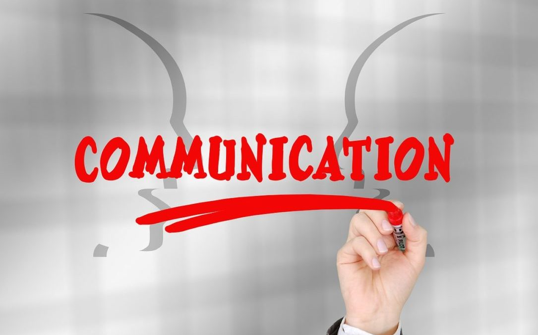 Importance of two-way communications in building organizational trust