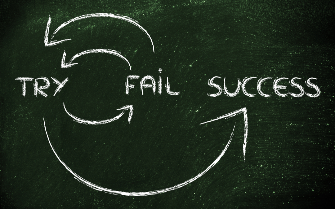 Bust to boon: Why you should encourage failure in business