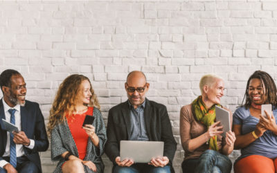 Using technology to plug into mobile workforces